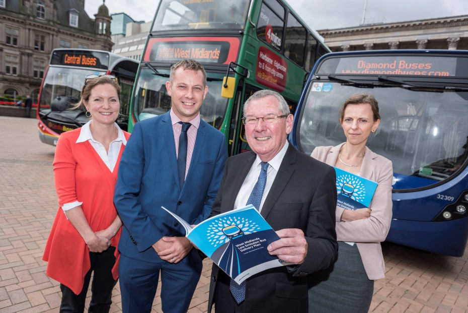 WE Low Emission Bus Delivery Plan launch