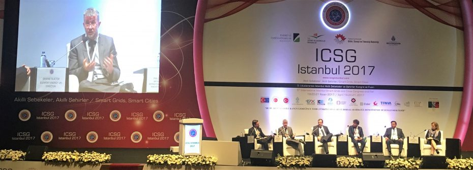 Istanbul Smart Grid Conference Photo 1